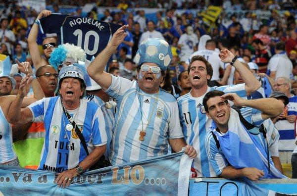 Противостояние Аргентины – Исландии собрало аншлаг