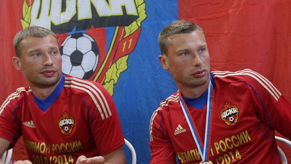 Березуцкие уйдут из ЦСКА в летнее межсезонье