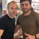 Краснодарец встретил звезду мирового футбола в ТРЦ благодаря «бороде удачи»