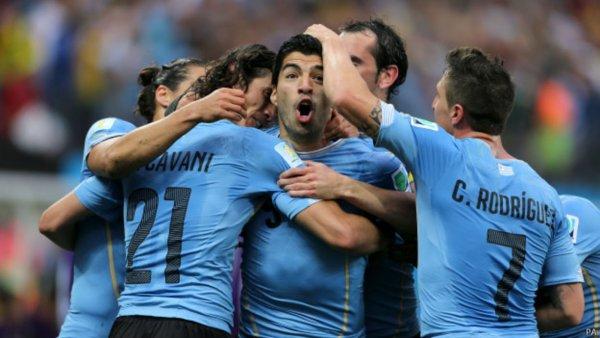 Багаж пятерых футболистов сборной Уругвая потерялся по пути в Сочи