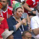 Трио фанатов в кокошниках пригласили на следующий матч сборной РФ