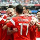 Энергичность футболистов сборной России удивила итальянских экспертов