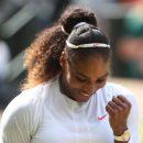 Серена Уильямс в третий раз проиграла в финале Уимблдона