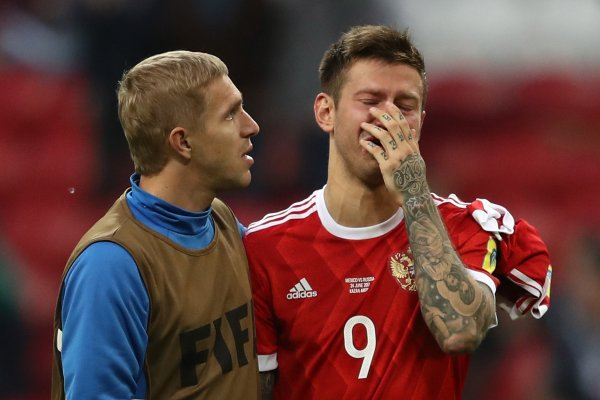 Российские футболисты «дешевеют» после ЧМ-2018