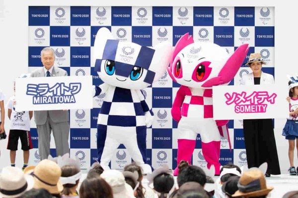 Талисманам Олимпиады и Паралимпиады-2020 в Токио придумали имена