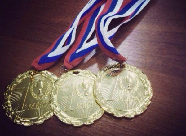 Заказать спортивные медали срочно